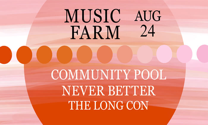 music farm back to school bash