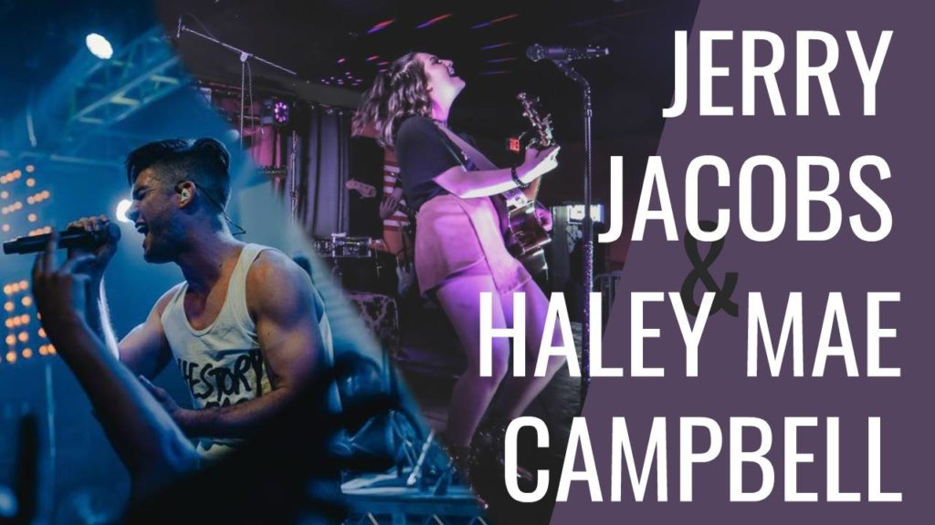 Jerry Jacobs and Haley Mae Campbell show at Music Farm in Charleston, SC