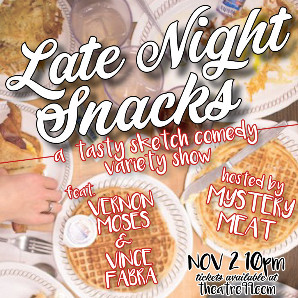 Late Night Snacks, improv group from Charleston, SC