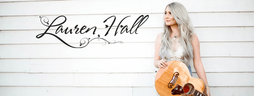 lauren hall singer/songwriter from charleston, sc