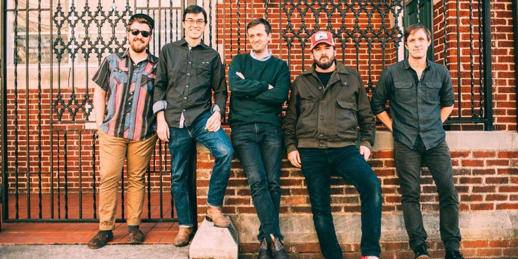 The band Town Mountain to play Charleston Pour House
