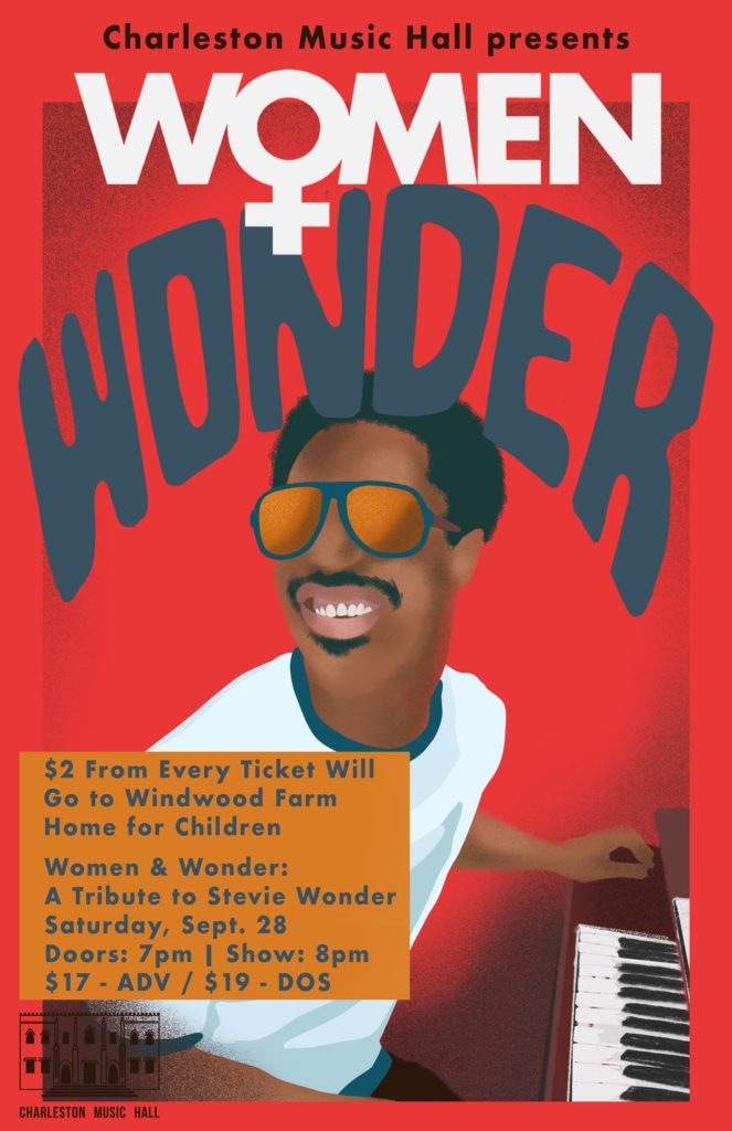 Women and Wonder concert at Charleston Music Hall in Charleston, SC